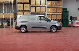 Toyota Proace City LWB, 2020, side
