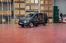 Toyota Proace City SWB, 2020, side