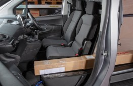 Toyota Proace City, 2020, smart cargo system