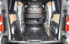 Toyota Proace, 2016, cargo space