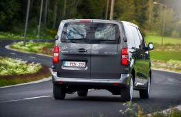 Toyota Proace, 2016, rear