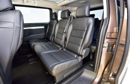 Toyota Proace Verso, 2016, seats