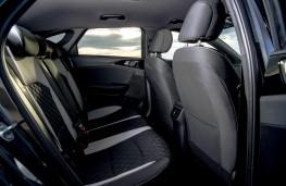 Kia ProCeed, 2019, rear seats