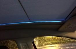 Peugeot 2008 GT Line, 2017, ambient lighting