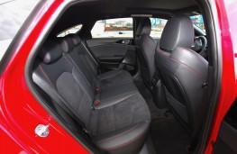 Kia ProCeed, 2018, rear seats