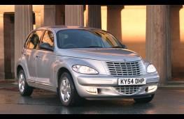 Chrysler PT Cruiser, front