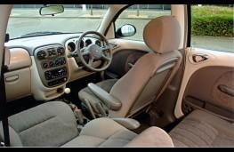 Chrysler PT Cruiser, interior