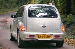 Chrysler PT Cruiser, rear