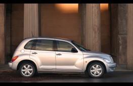 Chrysler PT Cruiser, side