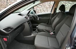 Peugeot 207 interior