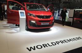 Peugeot Traveller, Geneva Motor Show 2016