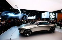 Peugeot E-LEGEND,Paris Motor Show, 2018