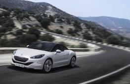 Peugeot RCZ, action