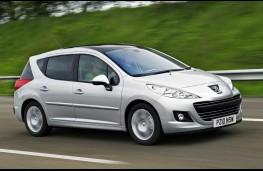 Peugeot 207 SW Sport, side