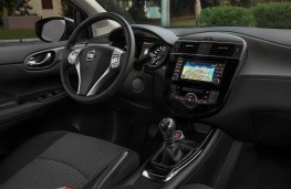 Nissan Pulsar N-Connecta Style Edition, 2017, interior