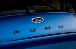 Ford Puma ST-Line X, 2020, badge