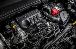 Ford Puma ST-Line X, 2020, EcoBoost hybrid engine