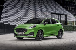 Ford Puma ST, 2020, front