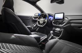 Ford Puma, 2019, interior