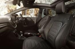 Ford Puma ST-Line X Vignale, 2020, interior