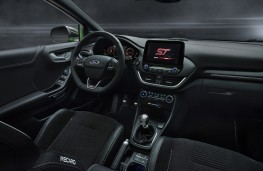 Ford Puma ST, 2020, interior
