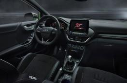 Ford Puma ST, 2020, interior