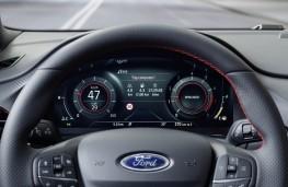 Ford Puma, 2019, instrument panel