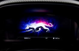 Ford Puma ST-Line X, 2020, digital instrument cluster, start up screen
