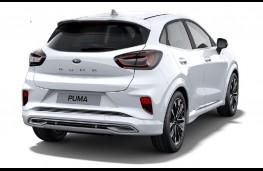 Ford Puma ST-Line X Vignale, 2020, rear