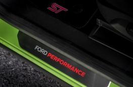 Ford Puma ST, 2020, sill