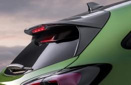 Ford Puma ST, 2020, spoiler