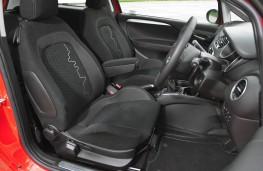 Fiat Punto, seats