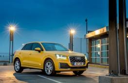 Audi Q2, front