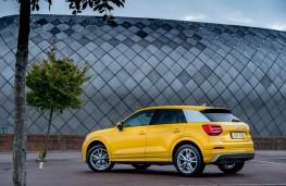 Audi Q2, rear