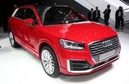 Audi Q2, Geneva Motor Show 2016