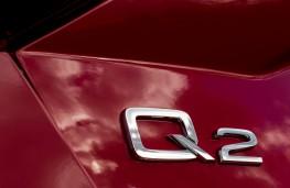 Audi Q2 Sport, 2016, badge