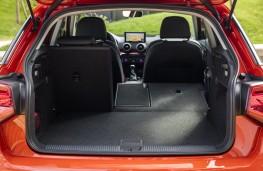 Audi Q2, boot