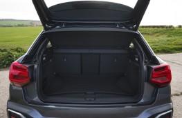 Audi Q2, 2021, boot