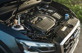 Audi Q2, 2021, engine
