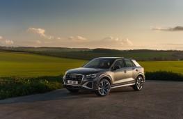 Audi Q2, 2021, front, static
