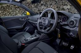Audi Q2 S line, 2016, interior
