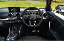 Audi Q2, 2021, interior