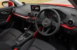 Audi Q2 Sport, 2016, interior