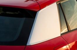 Audi Q2 Sport, 2016, rear pillar