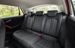 Audi Q2, rear seats