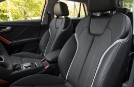 Audi Q2, front seats