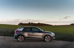 Audi Q2, 2021, side