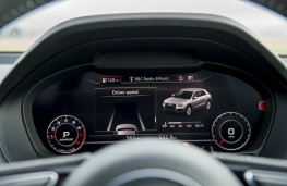 Audi Q2 S line, 2016, virtual cockpit, dials