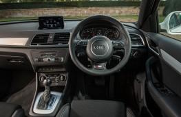 Audi Q3, interior