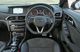 Infiniti Q30, interior